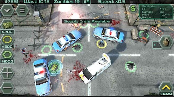 Zombie Defense v10.6