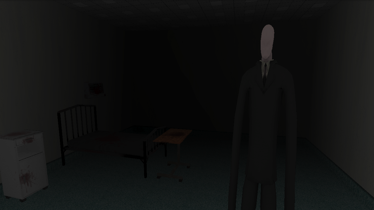 Slender: Hospital - screenshot