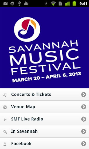 Savannah Music Festival