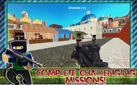 Cube Strike War Encounters C6 screenshot 54320