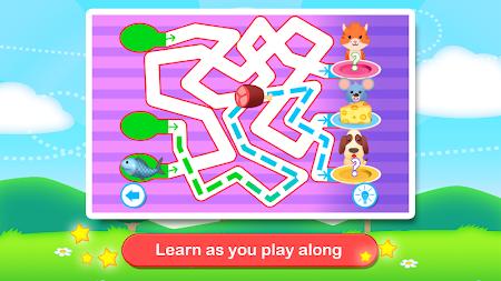 Toddler Maze 123 for Kids Free 2.4 screenshot 314733