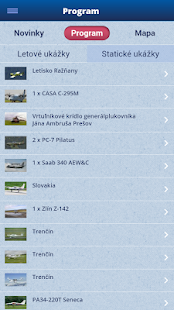 SIAF 2014 - letecké dni Sliač- screenshot thumbnail