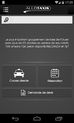 Taxi Nantes