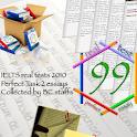 99 Perfect IELTS Writing logo