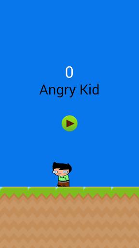 Angry Kid FREE