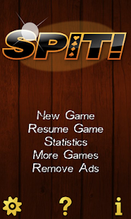 Spit !  Speed ! Card Game Free- screenshot thumbnail