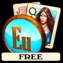 Hardwood Euchre (Free) logo