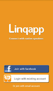 Linqapp - Language Assistance - screenshot thumbnail