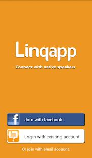 Linqapp - Language Exchange - screenshot thumbnail