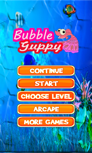 Bubble Guppy