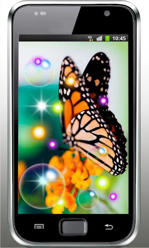 Butterfly Free live wallpaper