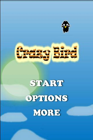 Crazy Bird - screenshot