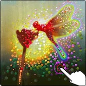 Colorful Butterfly LWP