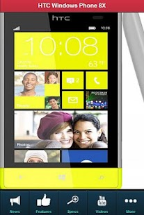 HTC Windows Phone 8X REVIEW - screenshot thumbnail