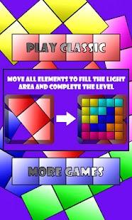 Puzzle - Tangram- screenshot thumbnail