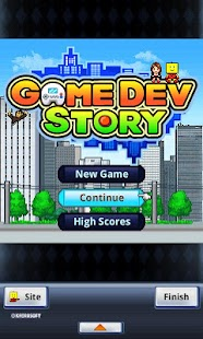 Game Dev Story Lite- screenshot thumbnail