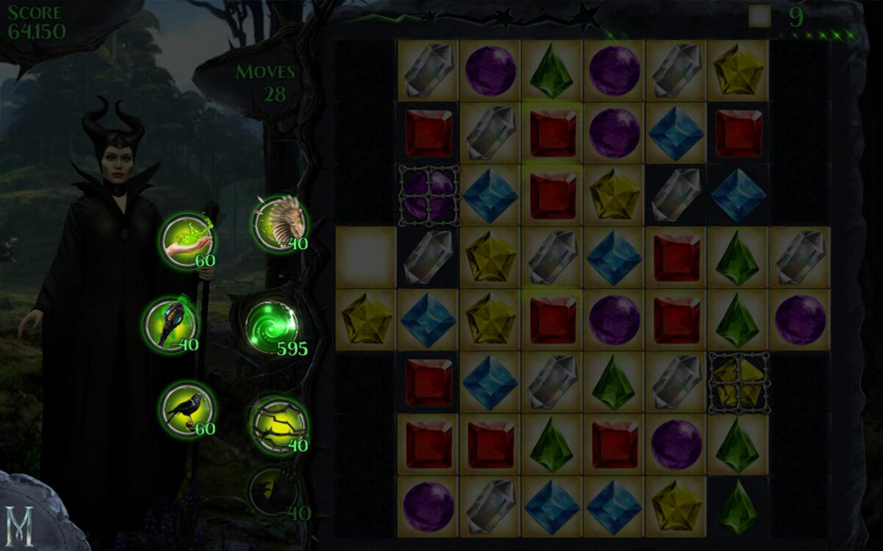 Maleficent Free Fall screenshot #20