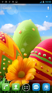 Easter Live Wallpaper HD screenshot 0