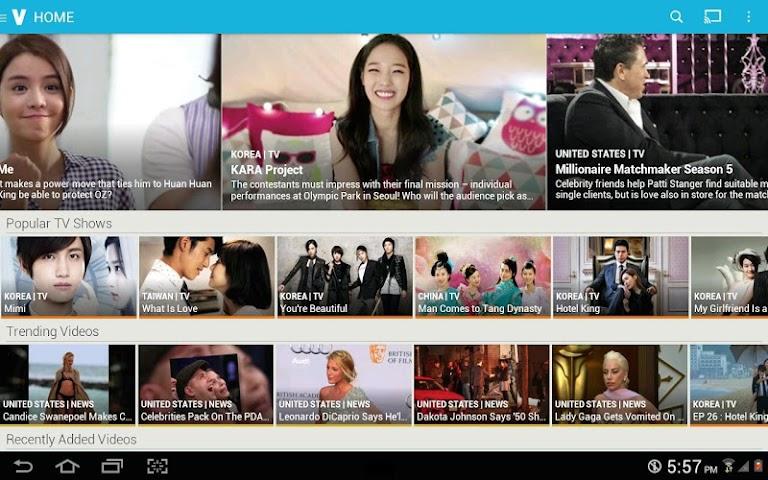 Screenshot 1 Viki: Free TV Drama & Movies