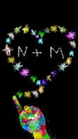 Screenshot of Draw Flowers Names shapes art