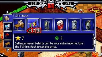 Screenshot of Tattoo Tycoon