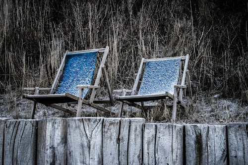 Wating for summer by Michael B. Rasmussen - Artistic Objects Furniture ( 31-03-2013, svinø )