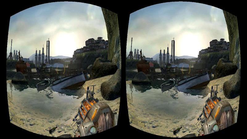 Trinus Cardboard VR Screenshot 1