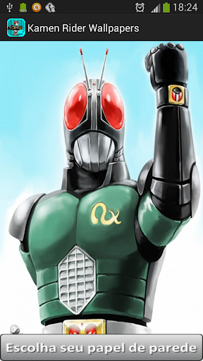 JUACA - Kamen Rider Wallpapers