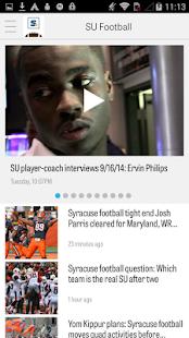 syracuse.com: SU Football News - náhled