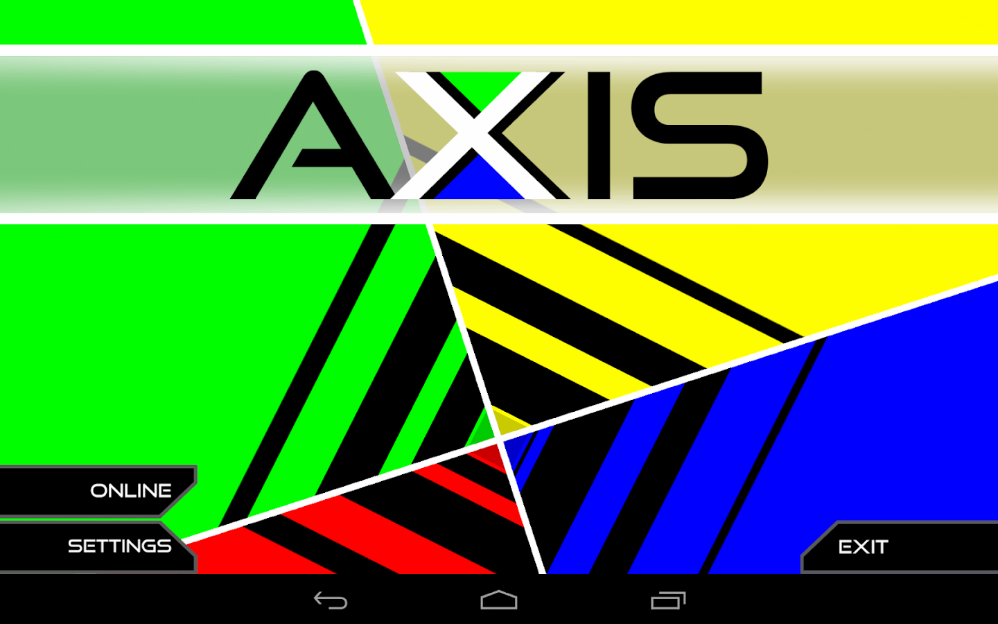 Axis- screenshot