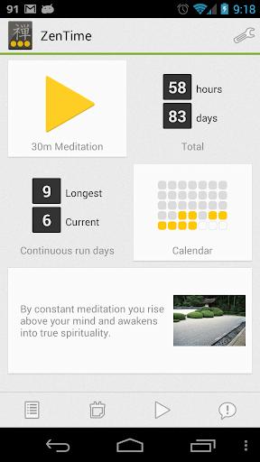 Meditation Yoga: ZenTime Pro