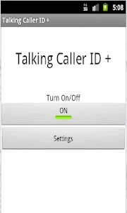 Talking Caller ID + v2.24.0