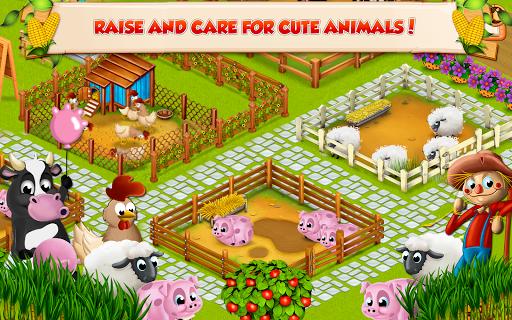 Игра Little Farm: Spring Time для планшетов на Android