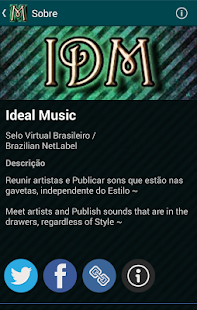 Ideal Music- screenshot thumbnail