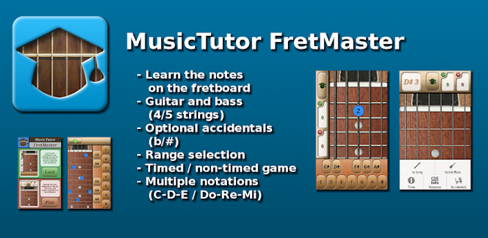 Music Tutor Fret Master