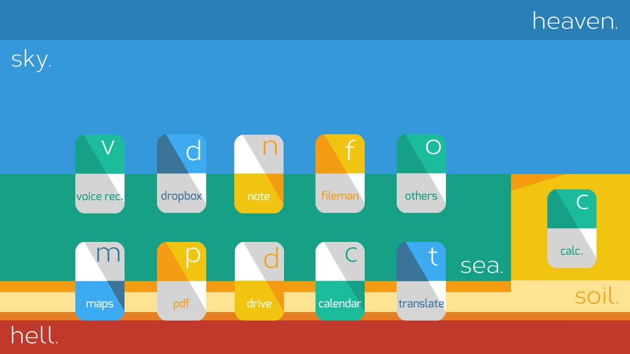Google themes ecko - Flat Earth Theme Sslauncher Or Screenshot