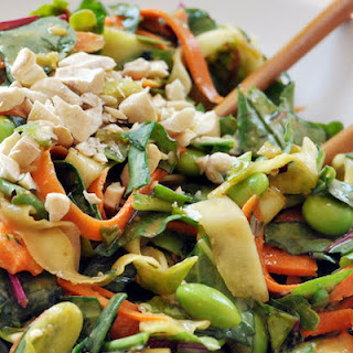 Raw Pad Thai Salad Recipe