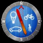 GPS Complain Photo Upload icon