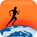 Everywhere Run! GPS Track Walk logo