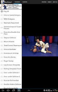 BigStrong9, BJJ Gamechangers- screenshot thumbnail
