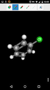 ChemDoodle Mobile- screenshot thumbnail
