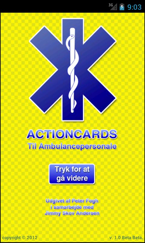 Acioncards gratis screenshot