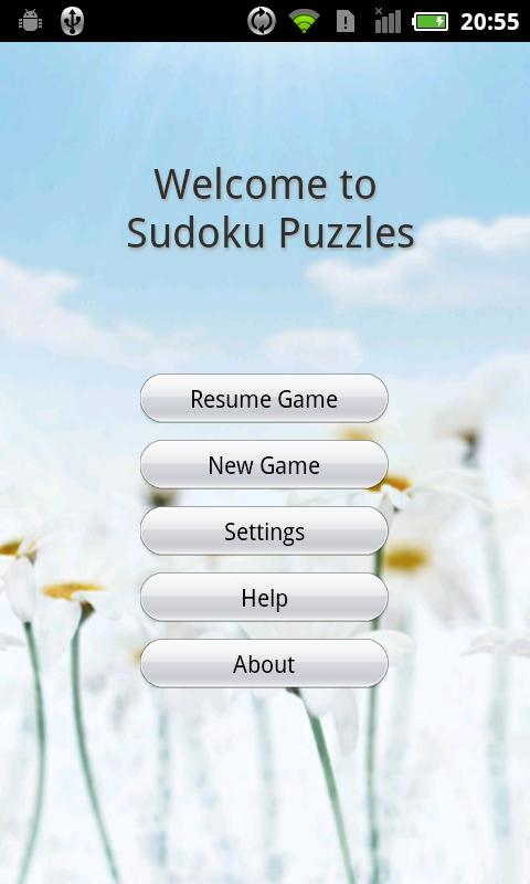 Sudoku Puzzles - screenshot