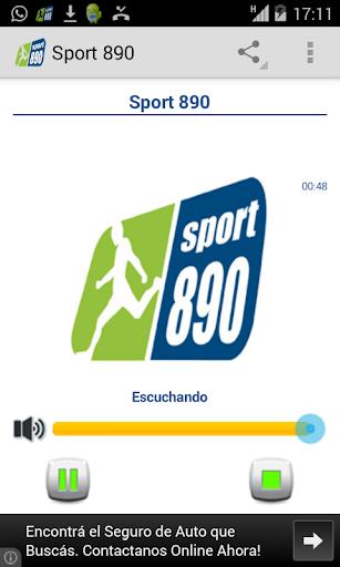 Radio Sport 890 Uruguay