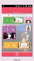 Screenshot of 化物語 時計