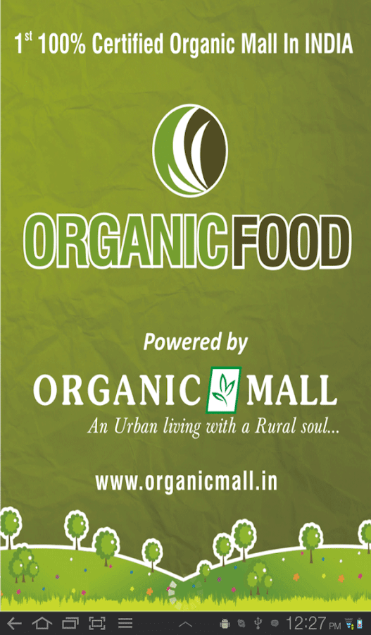 OrganicFood - screenshot
