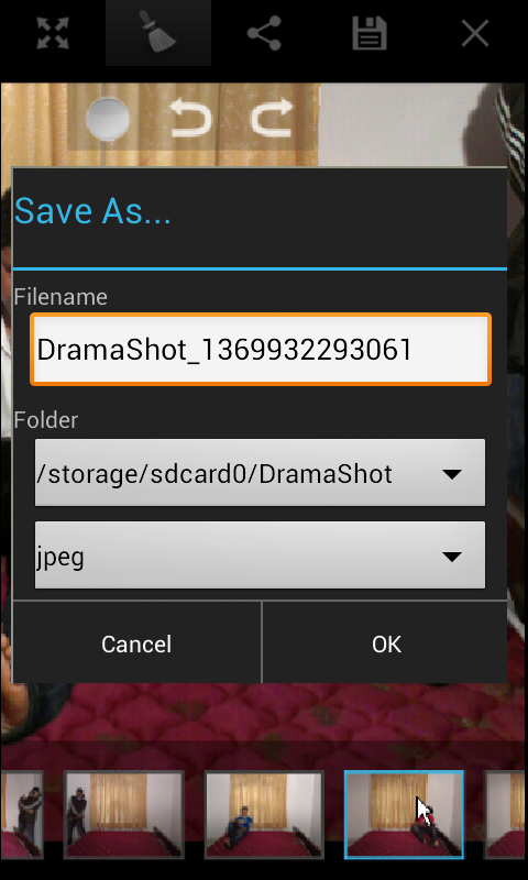 DramaShot- screenshot