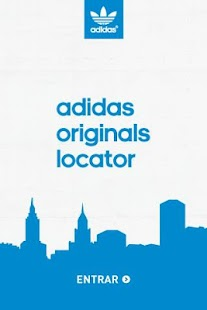 Adidas Originals Store Locator - screenshot thumbnail