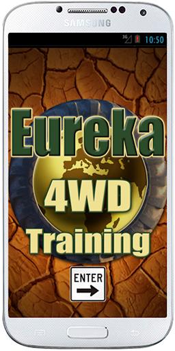 Eureka 4WD Training