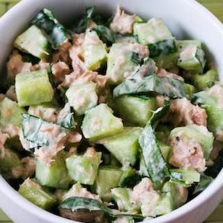 Tuna Cucumber Salad Recipes.
